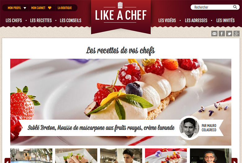 Like-a-chef